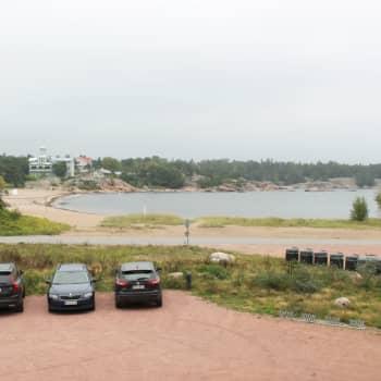 Peder Planting om planerna på hotell på Fabriksudden i Hangö