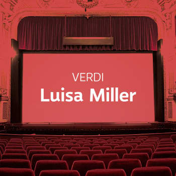 Verdin ooppera Luisa Miller