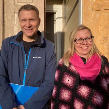 4H-yhdistys puuhaa vanhaan kouluun kahvilaa ja näyttelytilaa Padasjoella