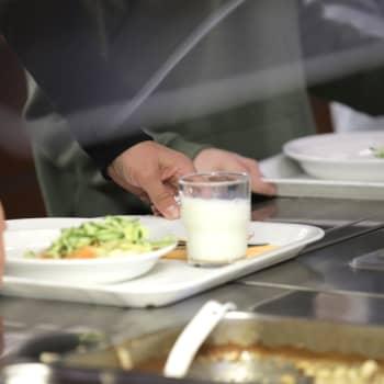 Vegetarisk skolmat kräver intyg på Kimitoön - varje år