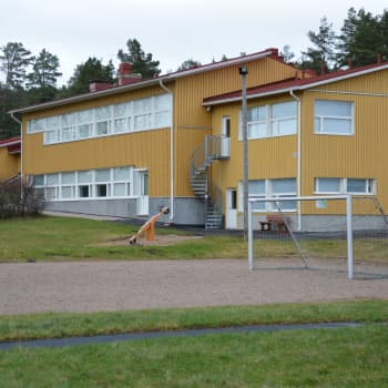 Fullmäktige gav grönt ljus för tillbyggnad på Träsk skola