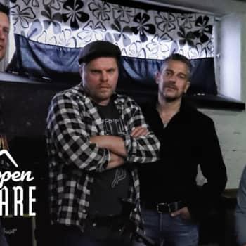 Sam´s Garage och Markus Helander & Co utmanar Vegatoppen