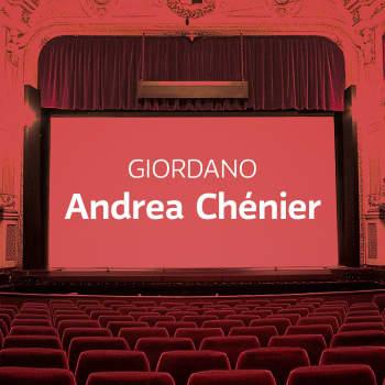 Giordanon ooppera Andrea Chénier