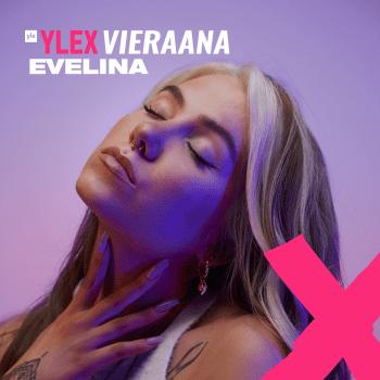 """Evelina vieraana: """"III-albumin kaikki biisit ovat syntyneet vuoden sisään"""""""
