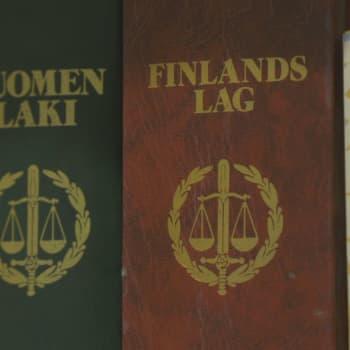 Finlands lagar är inte de samma på svenska och finska