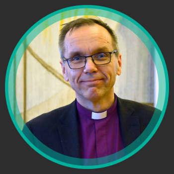 """Tidigare Biskop Björn Vikström: """" Folk blev irriterade över att jag inte kunde ge svar på vad som händer efter döden"""""""