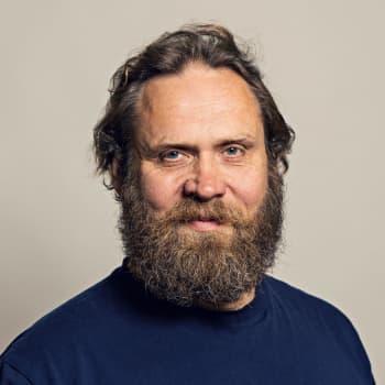 Skådespelaren Mats Holmqvist reciterar Beethoven
