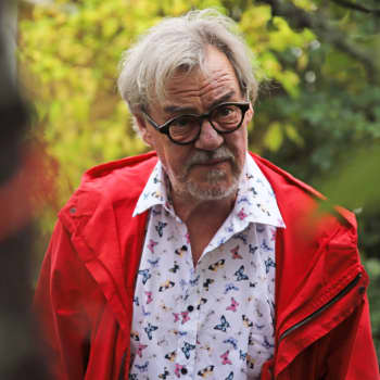 Sunnuntaivieras: 70-vuotias näyttelijä Aake Kalliala näkee maailman nauravin silmin