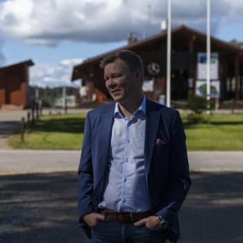 Paltamon uusi kunnantalo rakennetaan puusta