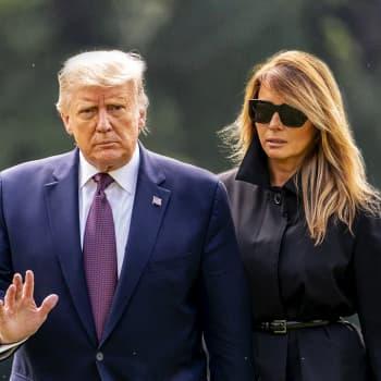 """""""Trumpin koronavirustartunta muuttaa koko kampanjan dynamiikan. Ensin tuli mieleen, onko tämäkin valhetta"""""""