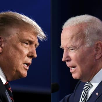 Tre veckor till valet i USA