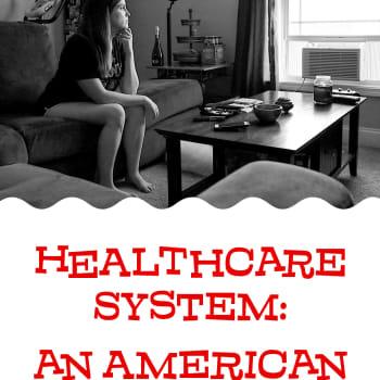Ulkolinja: USA:n sairas terveydenhuolto