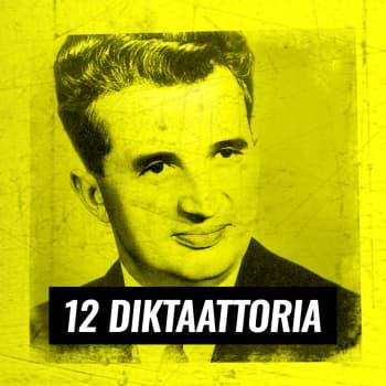 Karpaattien nero Nicolae Ceaușescu