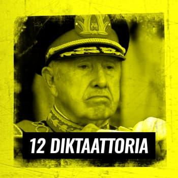 Kapteeni Augusto Pinochet