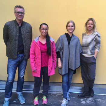 Sabina Söderlund-Myllyharju har letat efter sitt ursprung i över 20 år