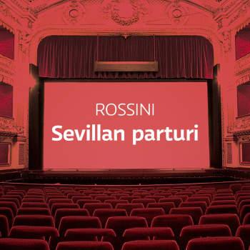 Rossinin ooppera Sevillan parturi
