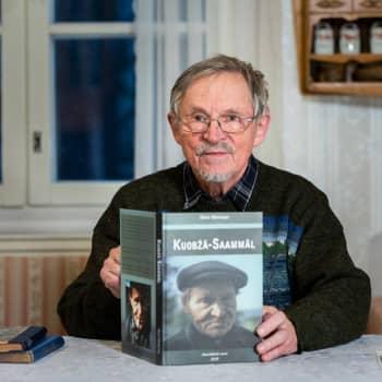 Matti Morottaja muštâl ejistis Kuobžâ-Samâlist