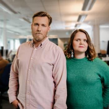 Dystra nyheter från Finnair, medan krogarna kan pusta ut lite