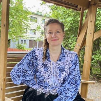 """Tamara Lindgren: """"Opettajat, kohdatkaa lapsi lapsena, ei kulttuuritausta edellä."""""""