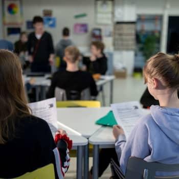 Utvidgad läroplikt - löser det problemen med utslagna unga?