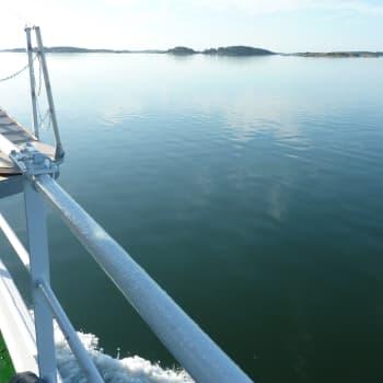 Förbindelsebåtarna stannar inte vid alla öar i framtiden