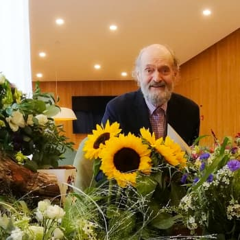Tonsättaren Arvo Pärt 85 år