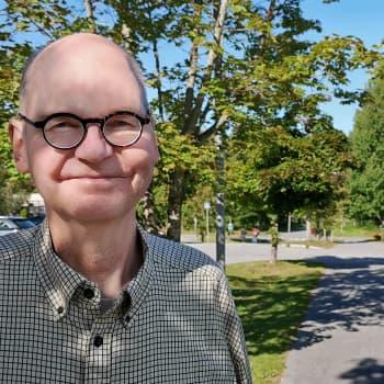 Sunnuntaivieras Heikki Kaukoranta innostuu mikrobeista ja rakastaa musiikkia.