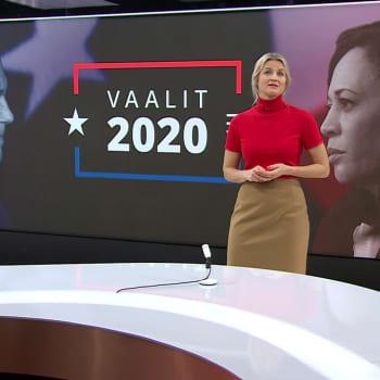 USA:n vaalit 2020