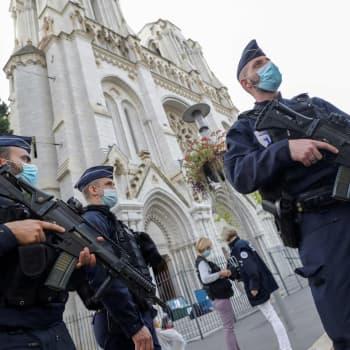 21-årig tunisier begick knivdådet i Nice