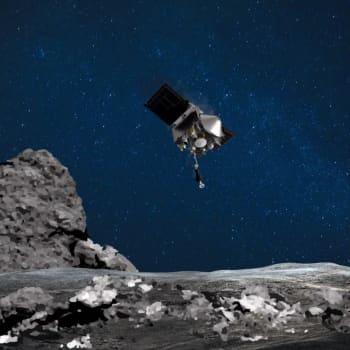 Rymdstoftsproverna från asteroiden Bennu i säkerhet