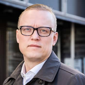"""Borgås stadsdirektör om drunkningsfallet i simhallen: """"Det är väldigt chockerande"""""""