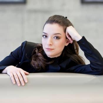 Euroradiokonsertissa Tanskan kansallinen sinfoniaorkesteri ja pianotaiteilija Juliana Avdejeva
