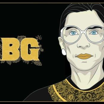 RBG, domare och jämställdhetskämpe