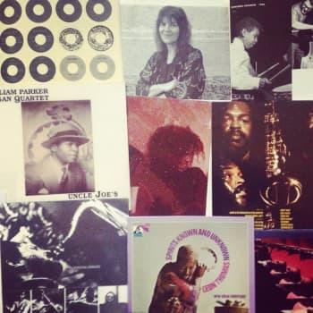 Jazzin isät, pojat ja pyhät henget