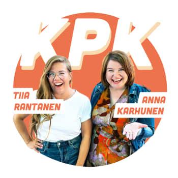 Suomi-jakso: kielipuoli, tuppisuu ja vahinkovaras