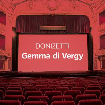 Donizettin ooppera Gemma di Vergy