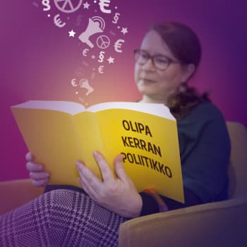Jari Lindströmin mielestä sosiaalinen media johtaa liikaa poliitikkoja