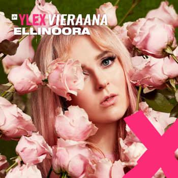 """Ellinoora vieraana: """"Mä en osaa kirjoittaa 'rakastan sinua ikuisesti' -biisejä, vaan kaipaan kappaleisiin aina jonkun twistin"""""""