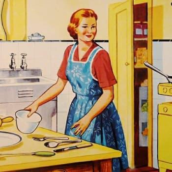 Marttojen siivousvinkit vuonna 2020 - keittiön malli oli laboratorio sodassa likaa vastaan