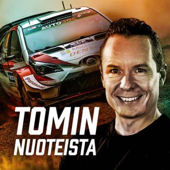 """Nelinkertainen maailmanmestari Juha Kankkunen: """"Eihän nyt ralliautosta kaasuvaijeri mene poikki""""."""