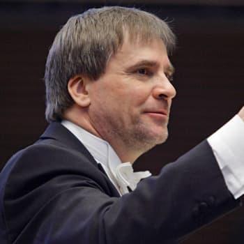 Dirigenten John Storgårds vardag just nu