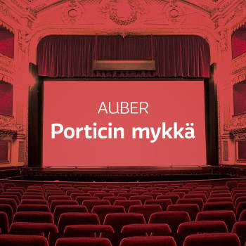 Auberin ooppera Porticin mykkä