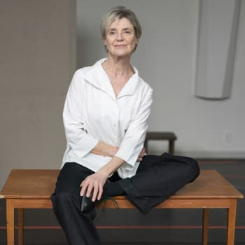 """""""Det som formar en skådespelare"""" - Stina Ekblad berättar om sitt liv som skådespelare"""