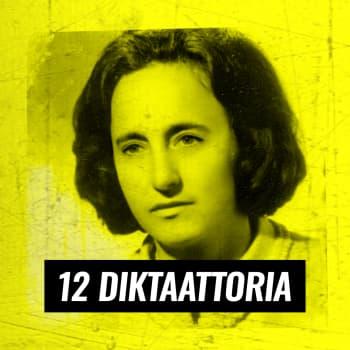 Karpaattien Dracula Elena Ceausescu