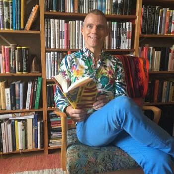 Jari Järvelä haaveili löytöretkeilijän ammatista ja päätyi kirjailijaksi