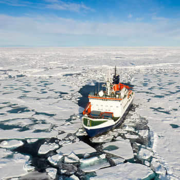 Tutkija: Arktinen neuvosto ilman ilmastonmuutoksen vastaista työtä on rampa ankka