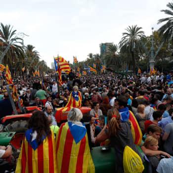 Ykkösaamu: Emeritusprofessori Timo Riiho: Katalonian itsenäisyydestä neuvotteleminen on lähes mahdotonta