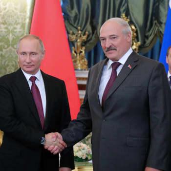 """Ykkösaamu: """"Niin kauan kuin Lukashenko on vallassa, Venäjästä tuskin on vaara Valko-Venäjälle."""""""