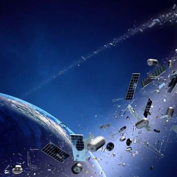 Ykkösaamu: Satelliitteja lähetetään avaruuteen kiihtyvällä vauhdilla, mutta mitä tapahtuu kaikelle vanhalle romulle?