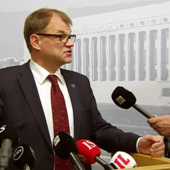 Ykkösaamu: Risto Uimonen: Pääministerin ei ole fiksua heittäytyä tukkanuottasille median kanssa